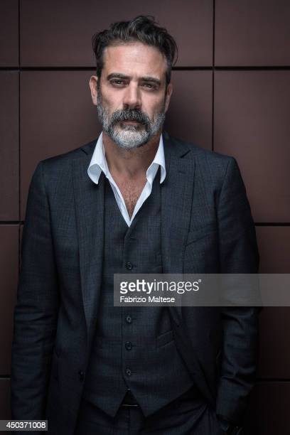 Actor Jeffrey Dean Morgan is photographed in Cannes, France.