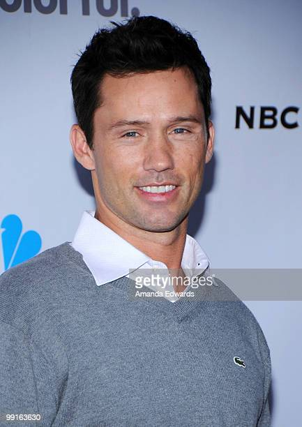 Actor Jeffrey Donovan arrives at the Cable Show 2010 featuring an evening with NBC Universal at Universal Studios Hollywood on May 12 2010 in...