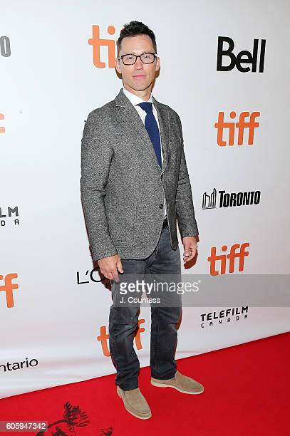 Actor Jeffrey Donovan attends the 2016 Toronto International Film Festival Premiere of LBJ at Roy Thomson Hall on September 15 2016 in Toronto Canada