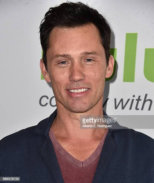Actor Jeffrey Donovan attends the Hulu TCA Summer 2016 at The Beverly Hilton Hotel on August 5 2016 in Beverly Hills California