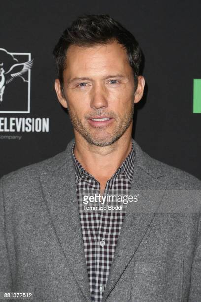 Actor Jeffrey Donovan attends the premiere of Hulu's 'Shut Eye' Season 2 at The Magic Castle on November 28 2017 in Los Angeles California