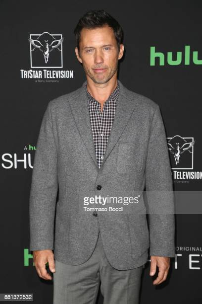 Actor Jeffrey Donovan attends the premiere of Hulu's Shut Eye Season 2 at The Magic Castle on November 28 2017 in Los Angeles California