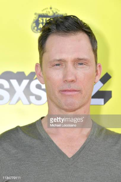 Actor Jeffrey Donovan attends the Villains premiere during the 2019 SXSW Conference and Festivals at ZACH Theatre on March 09 2019 in Austin Texas