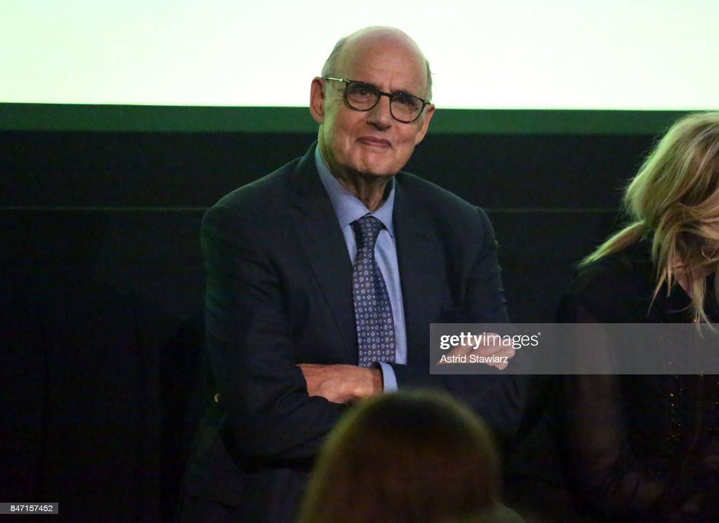 Actor Jeffrey Tambor attends a screening event for members of the Screen Actors Guild in New York for the Amazon Prime series 'Transparent' on September 14, 2017 in New York City.