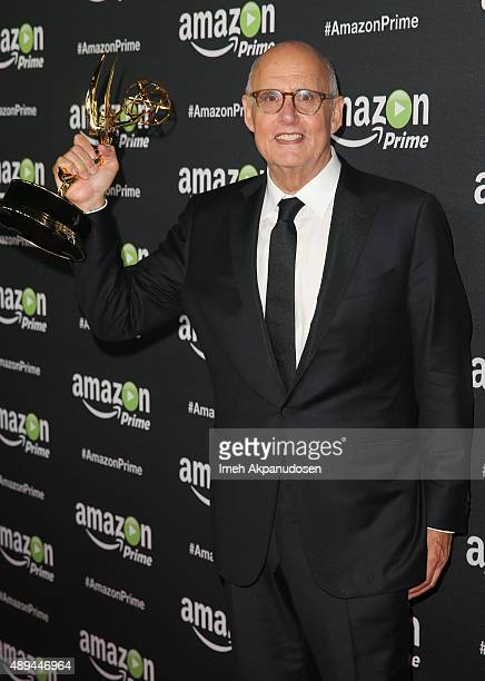 Actor Jeffrey Tambor attends Amazon Video's 67th Primetime Emmy Celebration at The Standard Hotel on September 20 2015 in Los Angeles California