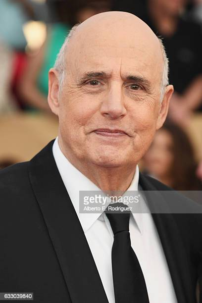 Actor Jeffrey Tambor attends the 23rd Annual Screen Actors Guild Awards at The Shrine Expo Hall on January 29 2017 in Los Angeles California