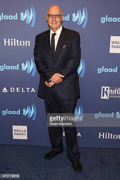 Actor Jeffrey Tambor attends the 26th Annual GLAAD Media Awards at The Waldorf Astoria on May 9 2015 in New York City