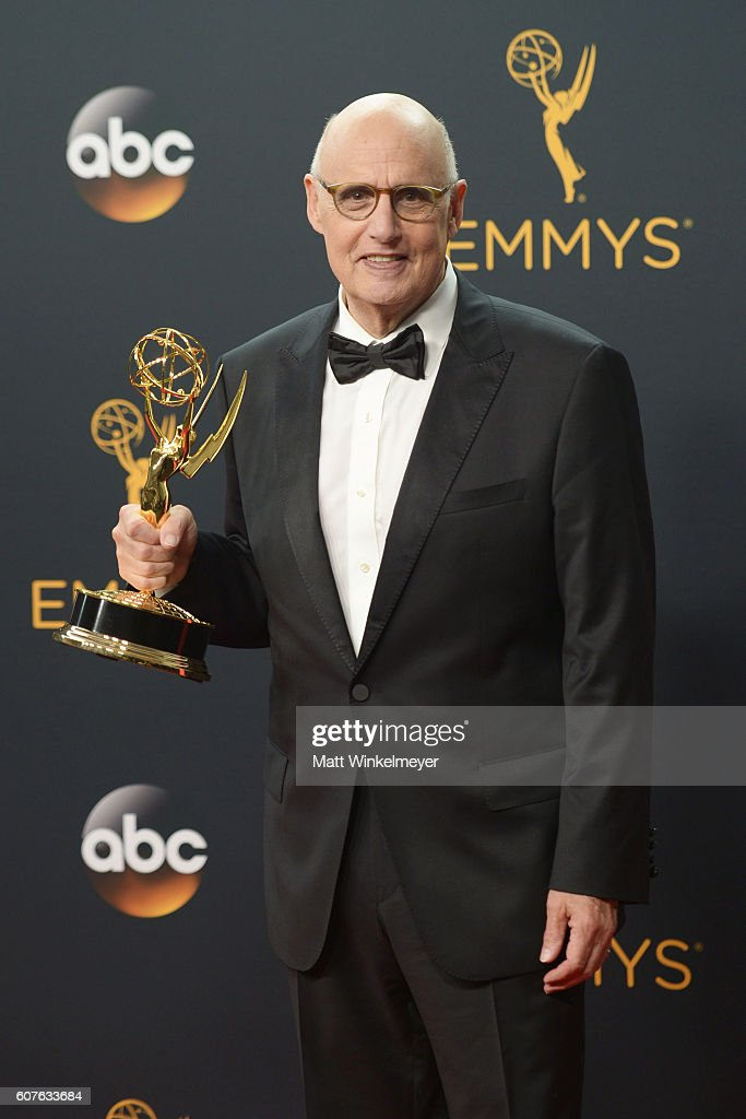 Actor Jeffrey Tambor attends the 68th Annual Primetime Emmy Awards at Microsoft Theater on September 18, 2016 in Los Angeles, California.