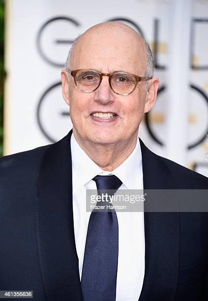 Actor Jeffrey Tambor attends the 72nd Annual Golden Globe Awards at The Beverly Hilton Hotel on January 11 2015 in Beverly Hills California