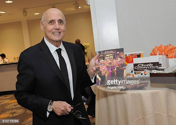 Actor Jeffrey Tambor attends the Backstage Creations Celebrity Retreat at The 2016 Writers Guild West Awards at the Hyatt Regency Century Plaza on...
