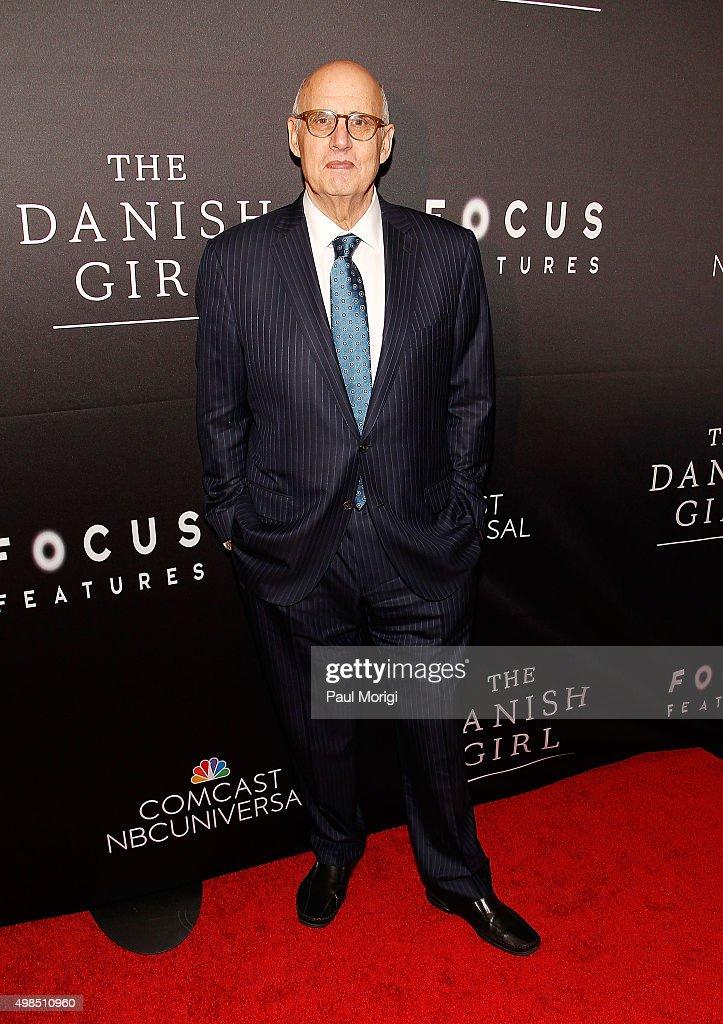 """The Danish Girl"" Washington, DC Premiere"