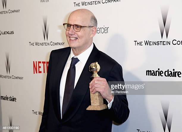 Actor Jeffrey Tambor attends The Weinstein Company Netflix's 2015 Golden Globes After Party presented by FIJI Water Lexus Laura Mercier and Marie...