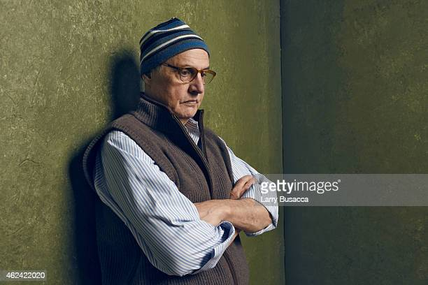 Actor Jeffrey Tambor from 'DTrain' poses for a portrait at the Village at the Lift Presented by McDonald's McCafe during the 2015 Sundance Film...