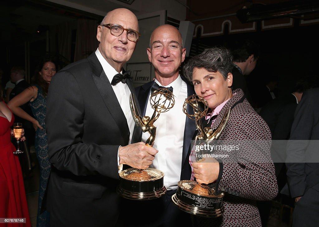 CA: Amazon's Emmy Celebration At Sunset Tower Hotel West Hollywood