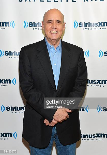 Actor Jeffrey Tambor visits SiriusXM Studios on May 24 2013 in New York City