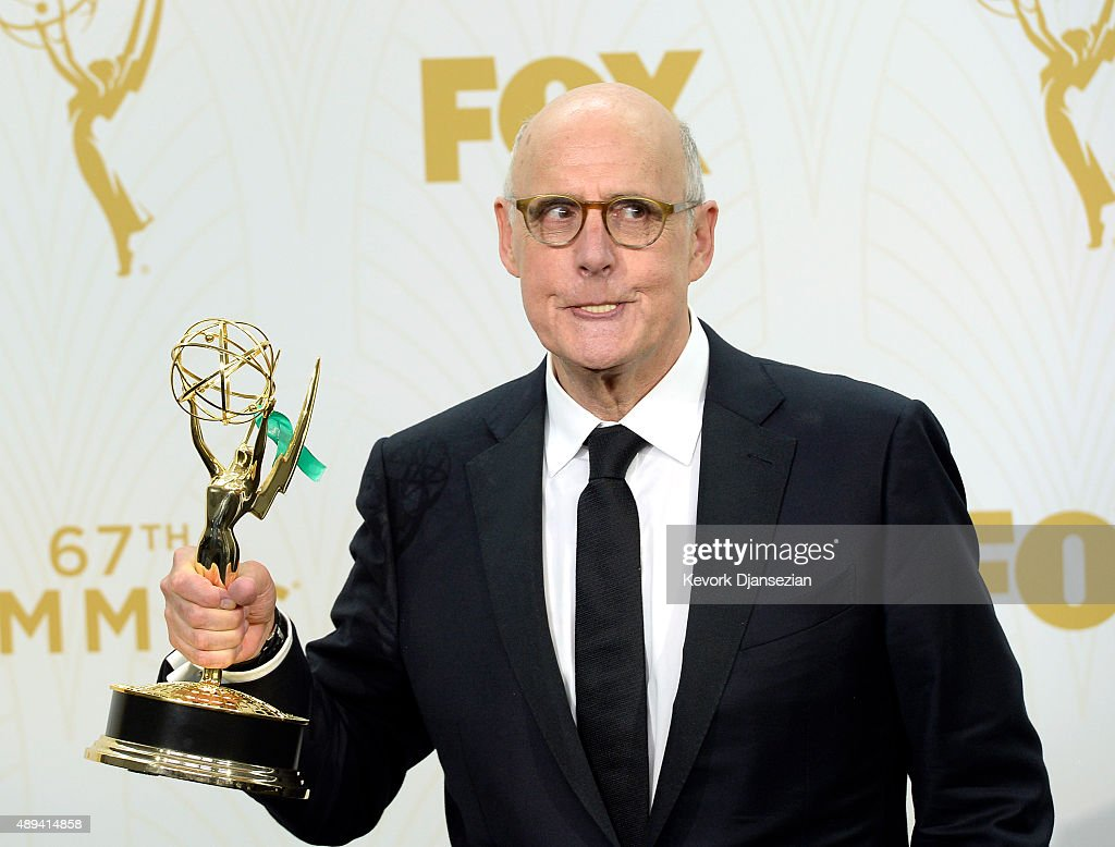 67th Annual Primetime Emmy Awards - Press Room : News Photo