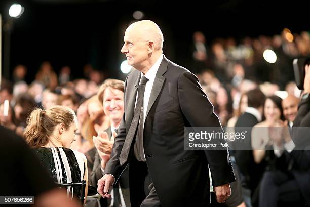 Actor Jeffrey Tambor winner of Outstanding Performance By a Male in a Comedy Series for Transparent onstage during The 22nd Annual Screen Actors...