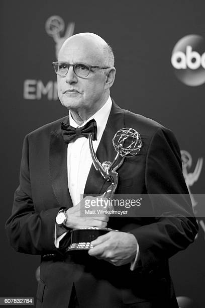 Actor Jeffrey Tambor winner of the Outstanding Lead Actor in a Comedy Series for 'Transparent' poses for a photo during the 68th Annual Primetime...