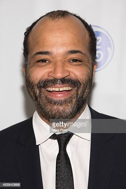 Actor Jeffrey Wright attends The 30th Annual AfricaAmerica Institute Awards Gala at Gotham Hall on September 22 2014 in New York City