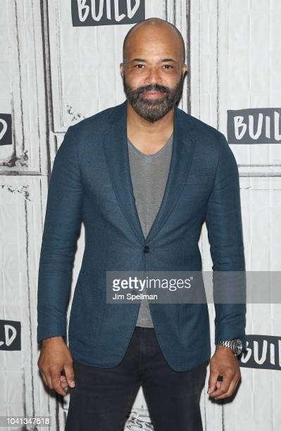 Actor Jeffrey Wright attends the Build Series to discuss Hold The Dark at Build Studio on September 26 2018 in New York City