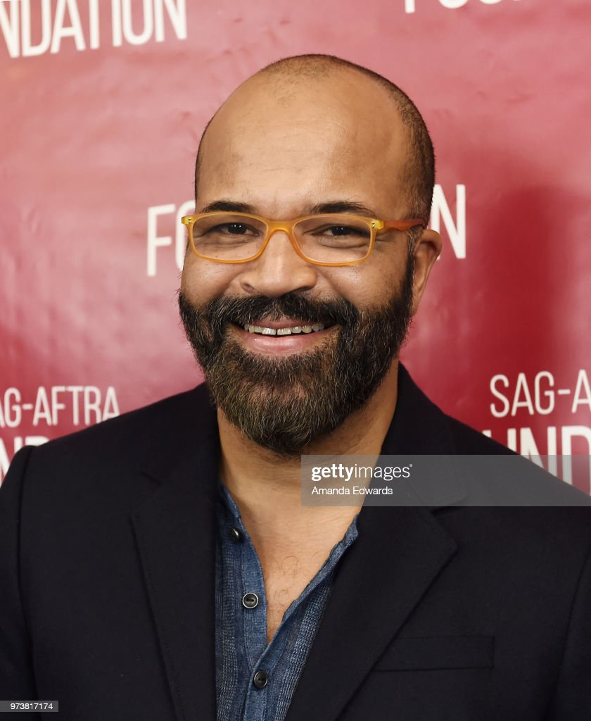 Actor Jeffrey Wright attends the SAG-AFTRA Foundation Conversations screening of 'Westworld' at the SAG-AFTRA Foundation Screening Room on June 13, 2018 in Los Angeles, California.