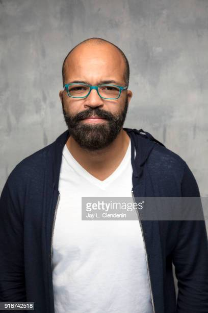 Actor Jeffrey Wright from the film 'Monster' is photographed for Los Angeles Times on January 21 2018 in the LA Times Studio at Chase Sapphire on...