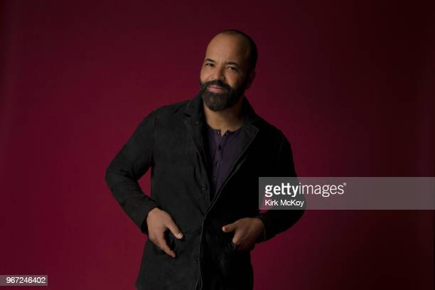 Actor Jeffrey Wright is photographed for Los Angeles Times on May 1 2018 in Los Angeles California PUBLISHED IMAGE CREDIT MUST READ Kirk McKoy/Los...