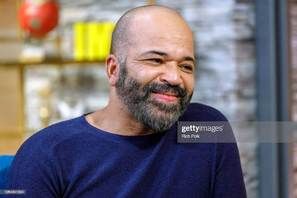 Actor Jeffrey Wright visits 'The IMDb Show' on October 30, 2018 in
