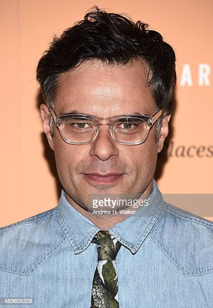 Actor Jemaine Clement attends the 'People Places Things' New York premiere at Sunshine Landmark on August 10 2015 in New York City