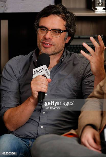 Actor Jemaine Clement attends The Variety Studio At Sundance Presented By Dockers Day 3 on January 26 2015 in Park City Utah