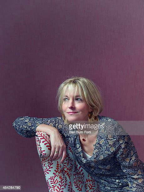 Actor Jemma Redgrave is photographed for the Independent on November 5 2013 in London England