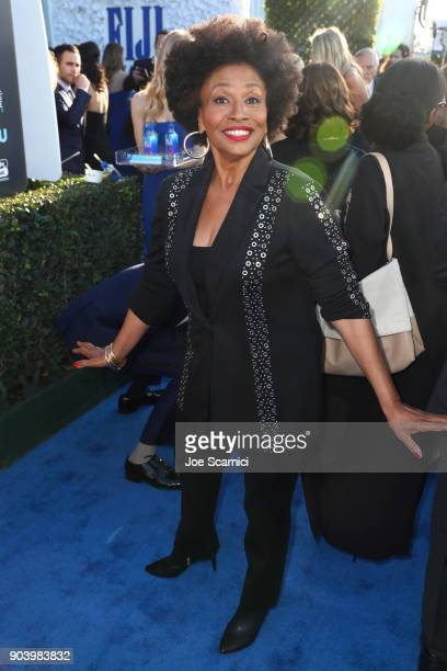 Actor Jenifer Lewis attends the 23rd Annual Critics' Choice Awards on January 11 2018 in Santa Monica California