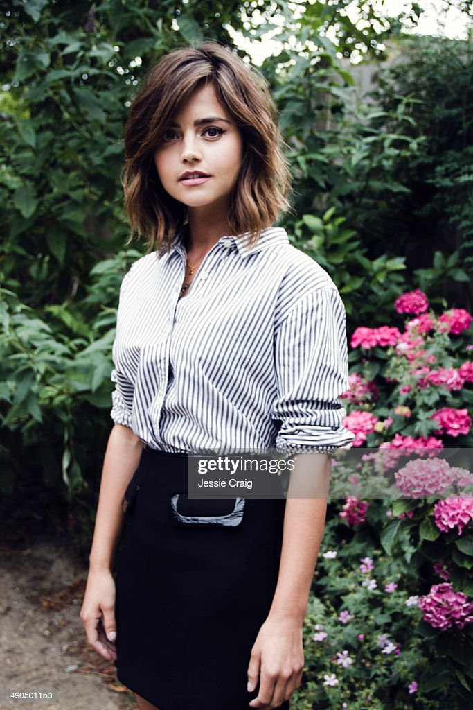 Jenna Coleman, Flaunt magazine USA, Issue 143, 2015