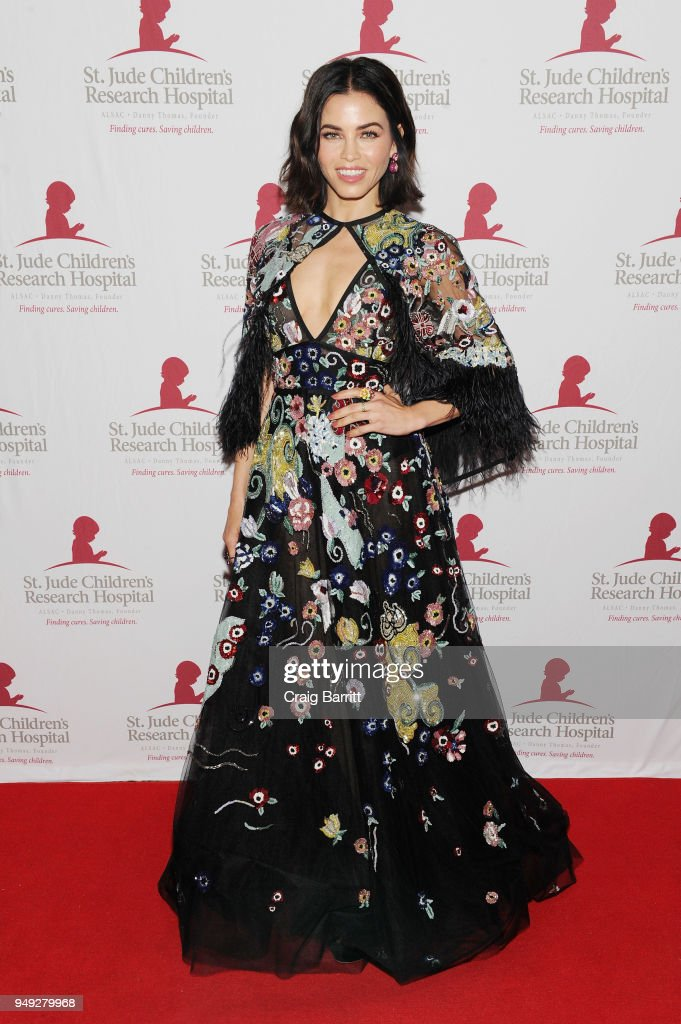 Jenna Dewan Honored As 2018 St. Jude Children's Research Hospital Humanitarian Of The Year During The Fifth Annual St. Jude Hope & Heritage Gala : ニュース写真