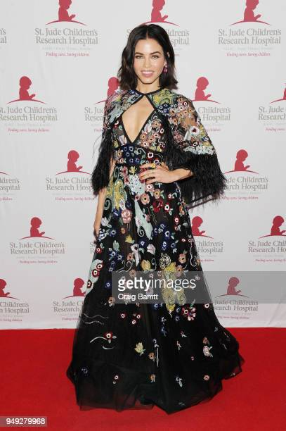 Actor Jenna Dewan attends as Jenna Dewan is honored as 2018 St Jude Children's Research Hospital 'Humanitarian Of The Year' during the fifth annual...