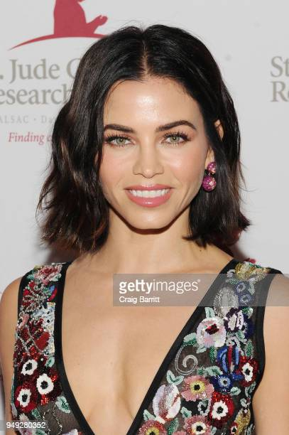 Actor Jenna Dewan attends as Jenna Dewan is honored as 2018 St. Jude Children's Research Hospital 'Humanitarian Of The Year' during the fifth annual...