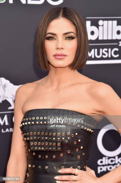 Actor Jenna Dewan attends the 2018 Billboard Music Awards at MGM Grand Garden Arena on May 20 2018 in Las Vegas Nevada
