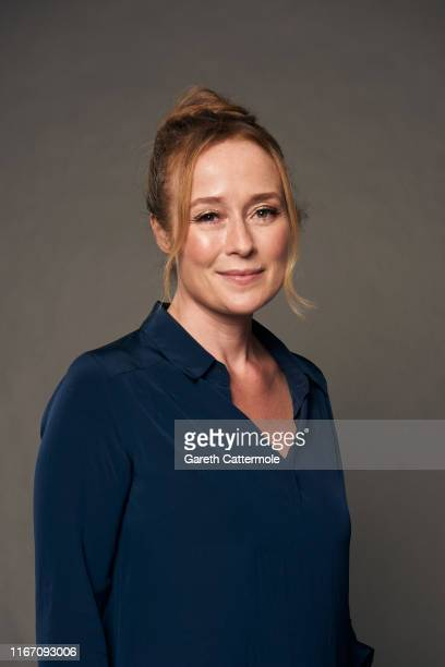 Actor Jennifer Ehle from the film 'Saint Maud' poses for a portrait during the 2019 Toronto International Film Festival at Intercontinental Hotel on...