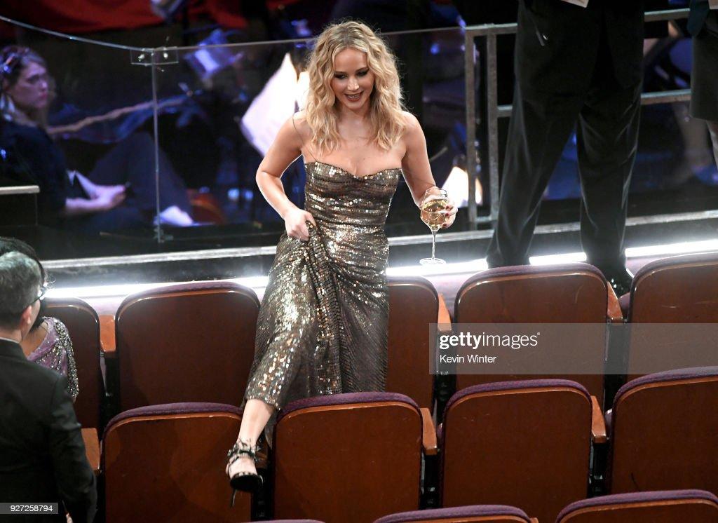 90th Annual Academy Awards - Show : News Photo