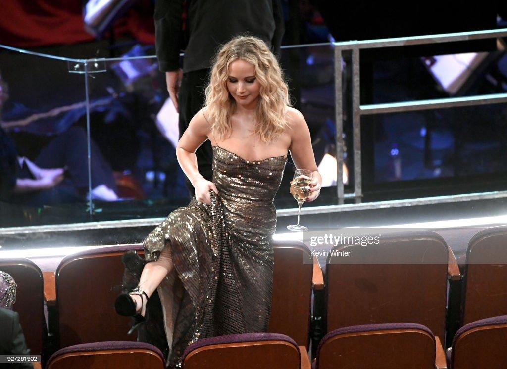 90th Annual Academy Awards - Show : Nachrichtenfoto