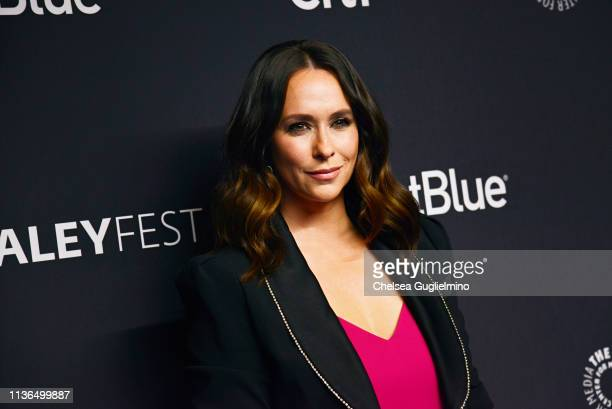 Actor Jennifer Love Hewitt attends the Paley Center For Media's 2019 PaleyFest LA 911 at Dolby Theatre on March 17 2019 in Hollywood California