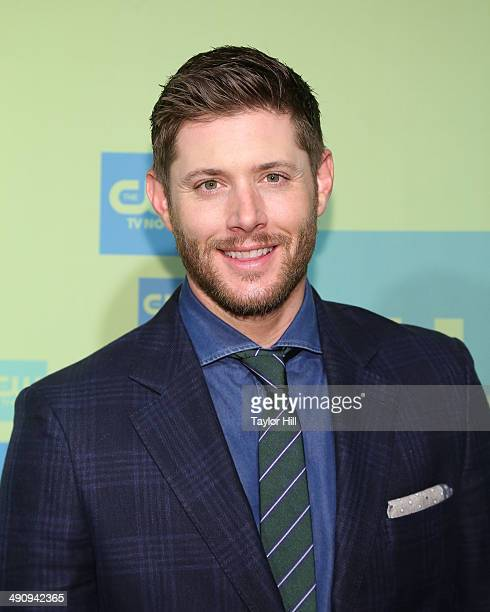 Actor Jensen Ackles attends the CW Network's New York 2014 Upfront Presentation at The London Hotel on May 15 2014 in New York City