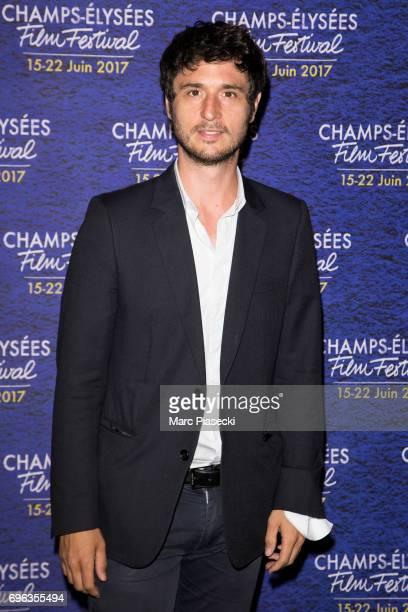 Actor Jeremie Elkaim attends the 6th 'ChampsElysees Film Festival' at Cinema Gaumont Marignan on June 15 2017 in Paris France