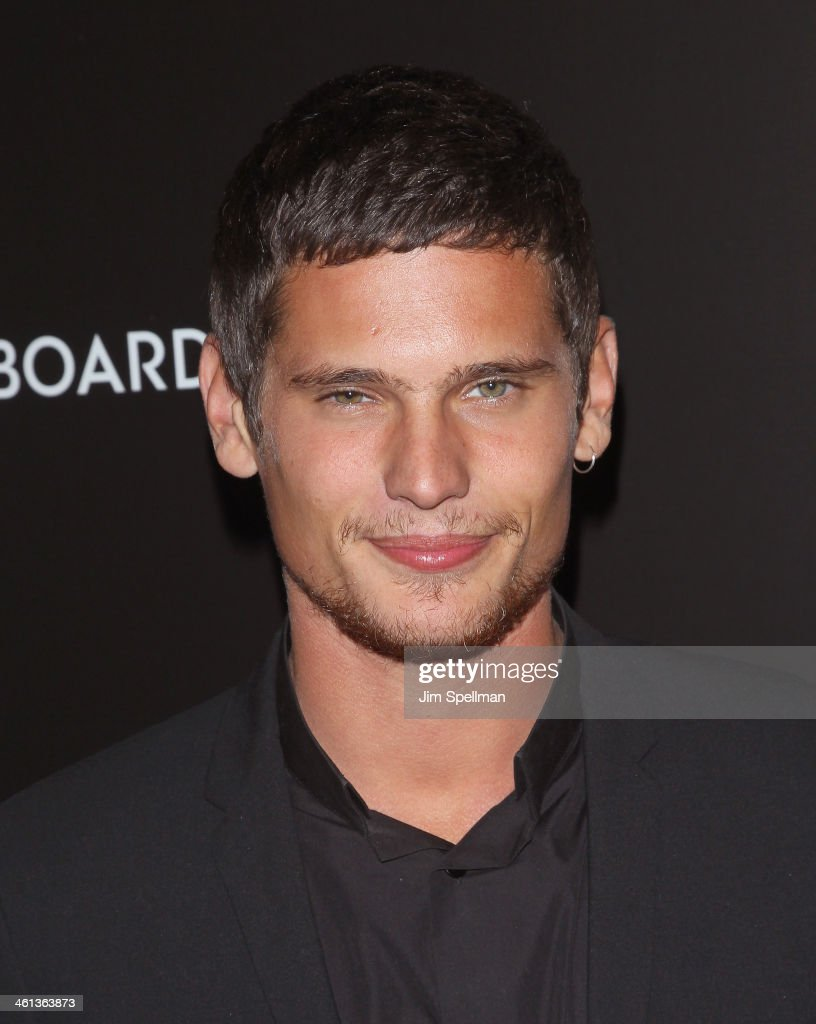 Actor Jeremie Laheurte attends the 2014 National Board Of Review Awards Gala at Cipriani 42nd Street on January 7, 2014 in New York City.