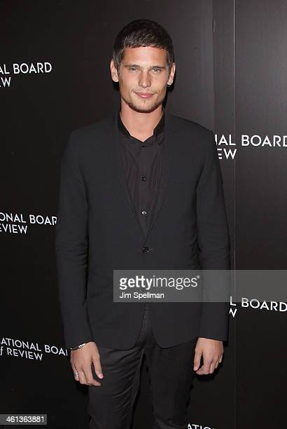 Actor Jeremie Laheurte attends the 2014 National Board Of Review Awards Gala at Cipriani 42nd Street on January 7 2014 in New York City
