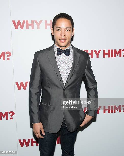 Actor Jeremy Carver attends a special screening of Why Him at iPic Theater on December 11 2016 in New York City
