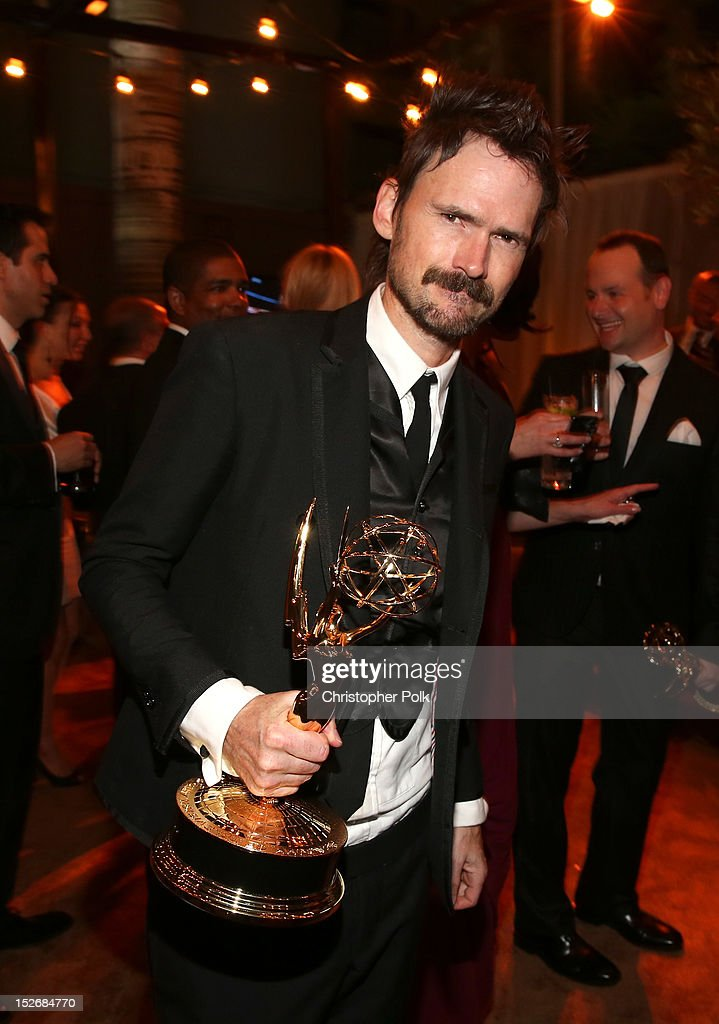 Actor Jeremy Davies attends the FOX Broadcasting Company, Twentieth Century FOX Television and FX 2012 Post Emmy party at Soleto on September 23, 2012 in Los Angeles, California.