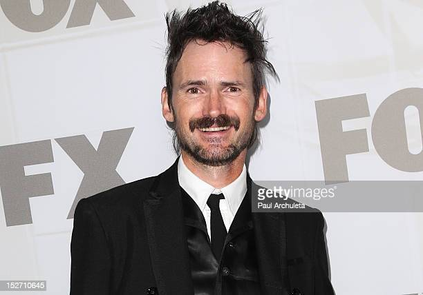 Actor Jeremy Davies attends the FOX Broadcasting Company Twentieth Century FOX Television and FX's post 64th Primetime Emmy Awards Party at Soleto on...