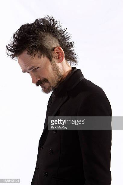 Actor Jeremy Davies is photographed for Los Angeles Times on September 22 2012 in Los Angeles California PUBLISHED IMAGE CREDIT MUST BE Kirk...