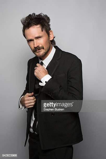 Actor Jeremy Davies is photographed for the Emmy Facebook Page on December 18 2012 in Hollywood California